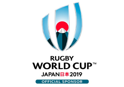 2019 Rugby World Cup logo